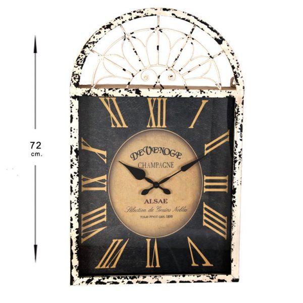 Reloj Metal